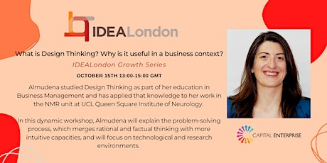 What is Design Thinking? Why is it useful in a business context? tickets