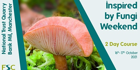 Biology, Ecology and Drawing of Autumn Fungi tickets