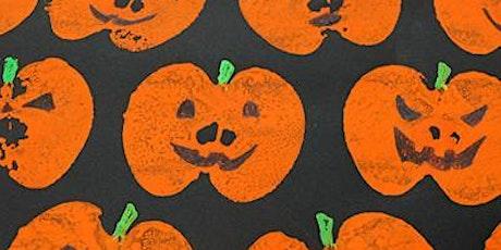 Halloween craft workshop for children tickets