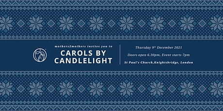 Carols by Candlelight 2021 tickets