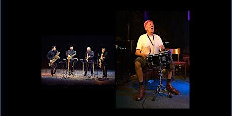 The Amsterdam Saxophone Quartet & Han Bennink play Duke Ellington tickets