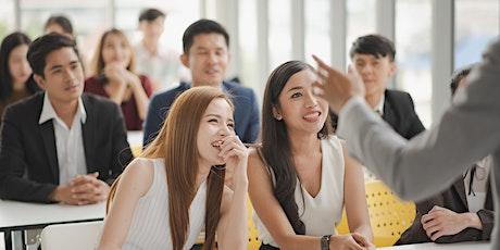 English Class (Upper-Intermediate) - Sheung Wan tickets