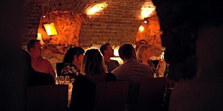 Choklad och vinprovning Stockholm   Gamla Stans Vinkällare Den 17 October tickets
