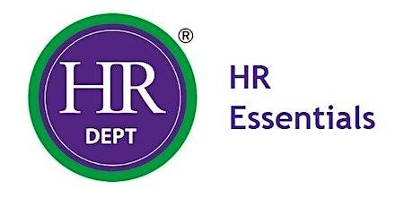 HR Essentials with The HR Dept Belper, North Derbyshire tickets