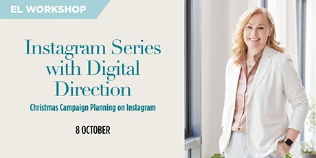 Christmas Planning on Instagram with Digital Direction tickets