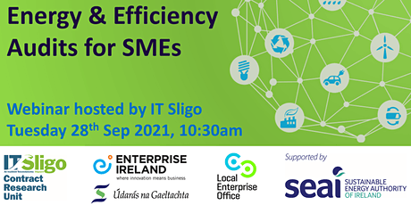 Energy & Efficiency Audits for SMEs tickets