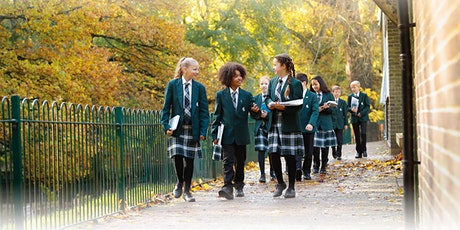 Valley Park School Open Event for places in Year 7 September 2022 tickets