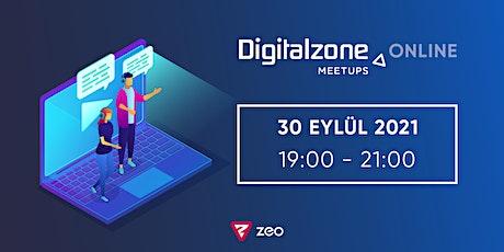 Digitalzone Meetups Eylül: Dijital Pazarlama Eğitimleri tickets