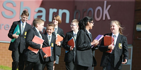 Sharnbrook Academy Open Evening for admissions 2022 tickets