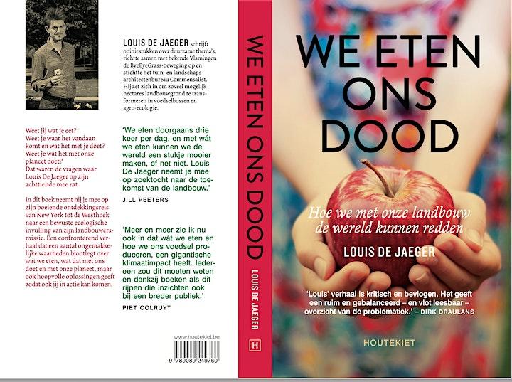 Afbeelding van Boek release: We eten ons dood