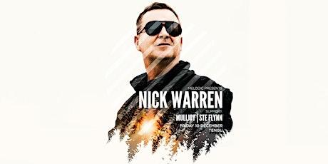Melodic: Nick Warren [The Soundgarden] tickets