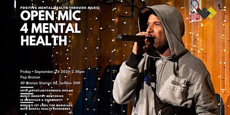 Open Mic 4 Mental Health tickets