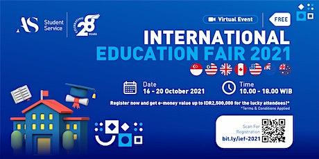 International Education Fair October 2021 tickets