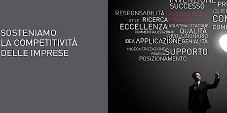 PROPRIETA' INDUSTRIALE:  OPPORTUNITA' PER LE IMPRESE  Focus Bando Brevetti biglietti