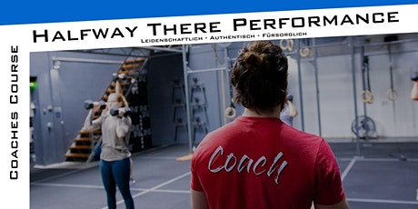 Halfway There Coaches Course - November 2021 Tickets