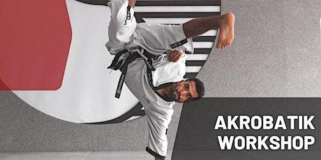 Akrobatik-Workshop mit Meister Omid Tickets