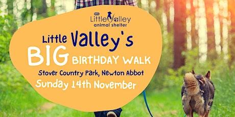 Little Valley's Big Birthday Walk tickets