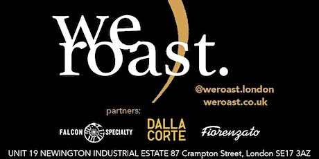 We Roast opening party tickets