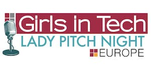 The 5th annual Lady Pitch Night, by Girls in Tech Paris