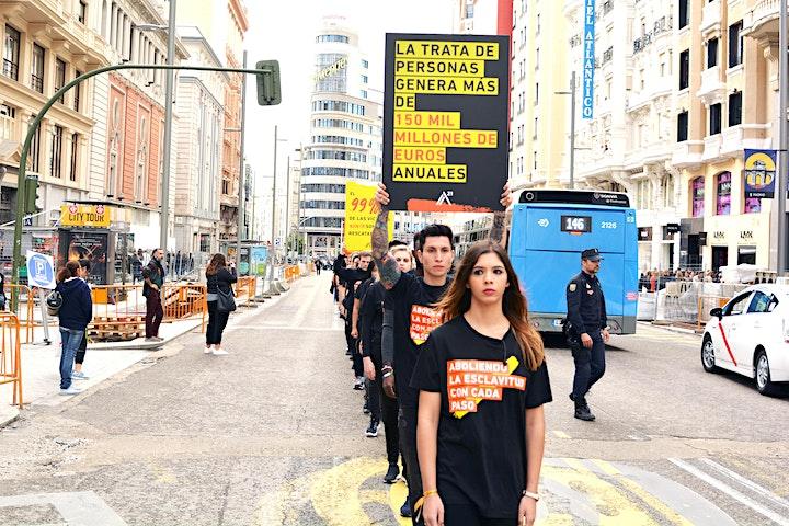 Imagen de Caminando por Libertad 2021