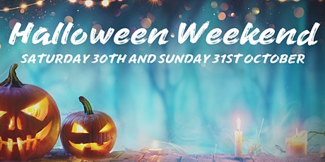Halloween Funday and Spooky Disco tickets