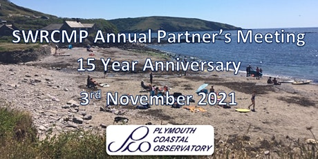 Plymouth Coastal Observatory Annual Partners' Meeting (Virtual) tickets