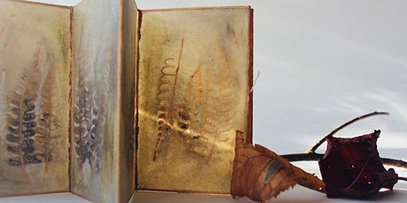 Create a Handmade Book with Nicola Coe (ADDITIONAL DATE) tickets