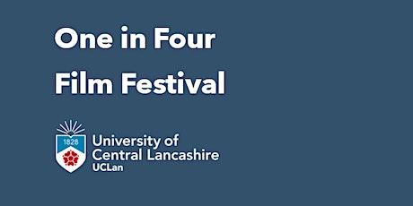 1 in 4 Film Festival Screenings tickets