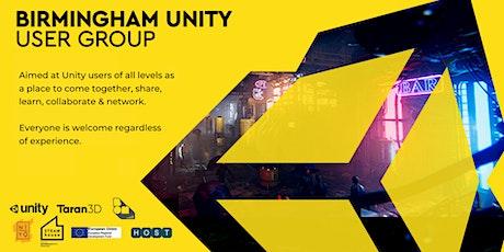 Birmingham Unity User Group tickets