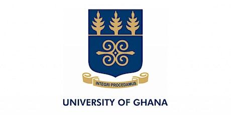 Univ of Ghana Alumni Assc. North America (UGAANA) Fundraising Dinner Dance tickets
