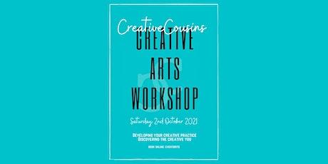 Creative Cousins arts workshop tickets