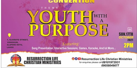 RLCM YOUTH CONVENTION 2021 tickets