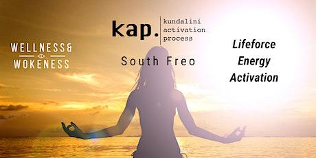 KAP - Kundalini Activation Process   South Freo tickets
