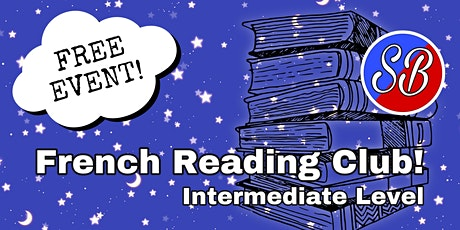 French Reading Circle (Intermediate) tickets