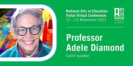 Opening Keynote Event with Professor Adele Diamond tickets