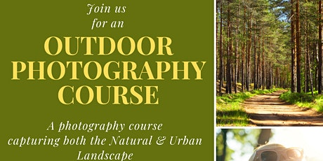 Outdoor Photography Course (2 Days) tickets
