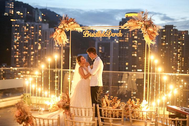 HeyWEDD首個特色婚禮場地巡禮 - 限聚令與疫情下的一站式小型婚禮 image