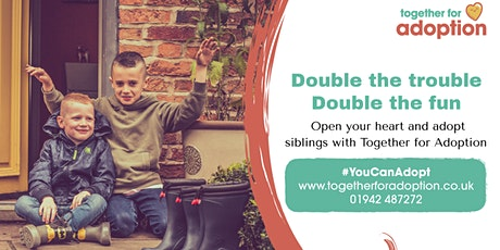 Together for Adoption Virtual Information Evening tickets