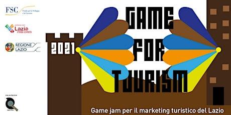 Games For Tourism - Game Jam biglietti