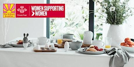 The Brilliant Breakfast with Chrissie Rucker OBE, Anna Jones & guest host tickets