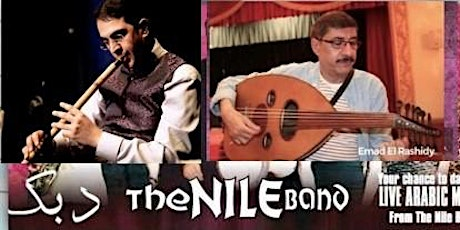 Macfest 2021: Arab heritage: Musical Bonanza with The Nile Band tickets