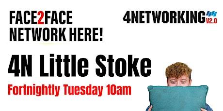 Business Networking - 4N Little Stoke tickets