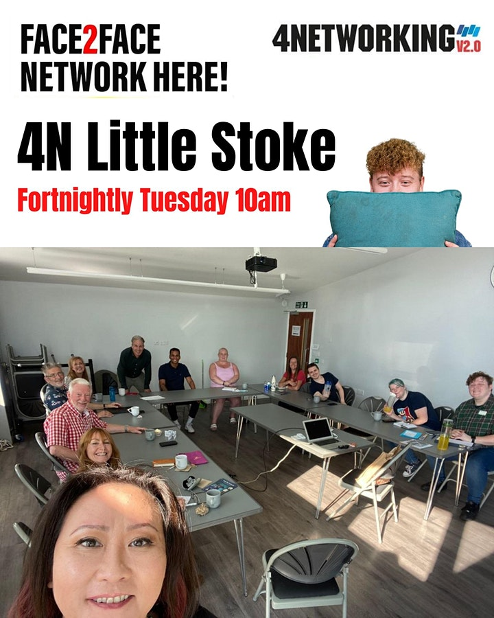 Business Networking - 4N Little Stoke image