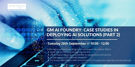 GM AI Foundry: Case studies in deploying AI solutions (part 2) tickets