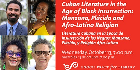 Cuban Literature in the Age of Black Insurrection tickets