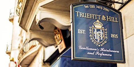 Truefitt Talks – An Evening of Tradition and Innovation tickets