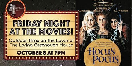 Hocus Pocus Film Screening tickets