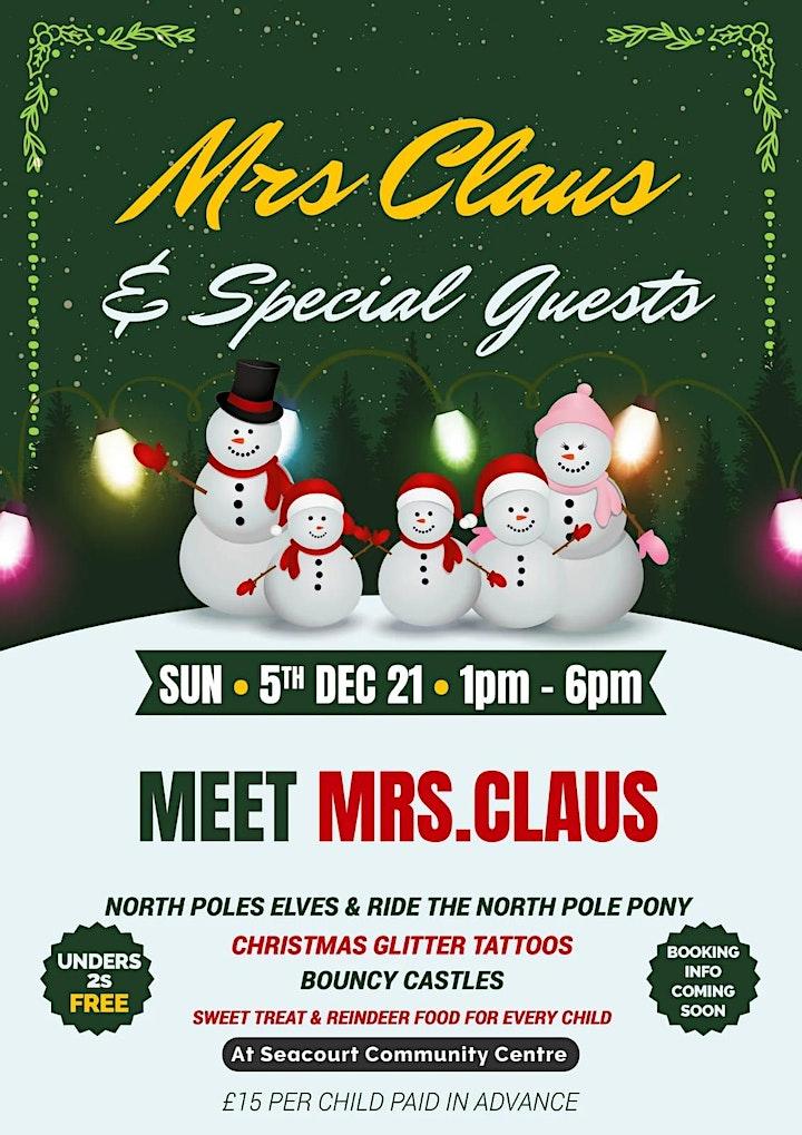 Meet Mrs Claus & Friends image