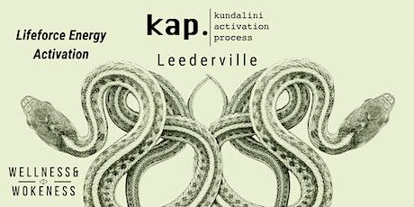 11/11 KAP - Kundalini Activation Process   Leederville tickets