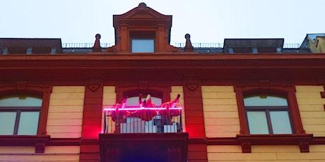 Fr,22.10.21 SingleTreff Tour d'amour - Liebesorte in Frankfurt für 50+ tickets